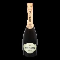 Вино ігристе 0.75л 10.5-12.5% напівсухе Odessa