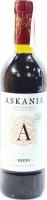 Вино Askania Мерло червоне напівсолодке 0,75л х6
