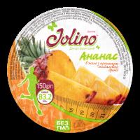 Десерт фруктовий Jolino ананас 150г