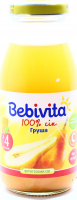Сік Bebivita Груша с/б 0,2л х6