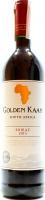 Вино Golden Kaan Shiraz 0,75л х2