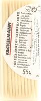 Зубочистки в футлярі Fackelmann, 55 шт.