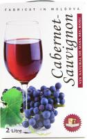 Вино Колусвин B&B Каберне червоне сухе 2л х2