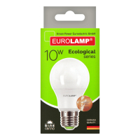 Лампа Eurolamp 10W E27 LED-A60-10274 P х6