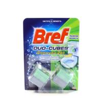 Засіб Bref Wc Duo-Cubes  д/туал. формула 2в1 2х50г х6