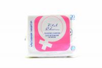Серветки вологі для інтимної гігієни Vital Charm Активний Захист, 20 шт.