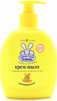 Крем-мило Ушастый нянь дитячий олив. олія/алое вера 300мл х6 х6