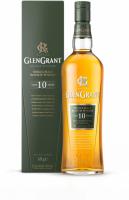 Віскі Glen Grant 10 років 40% 1л в коробці х2