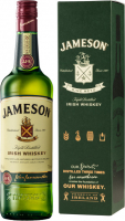Віскі Jameson 40% 0,7л (короб) х2