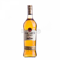 Ром Bacardi Gold 40% 0,5л