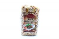 Рис Worlds Rice довгозернистий черв.коричн.чорний 0,5кг