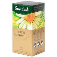 Чай Greenfield Rich Camomile 25*1.5г