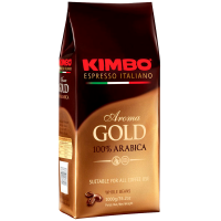 Кава Kimbo Aroma Gold зернова 250г