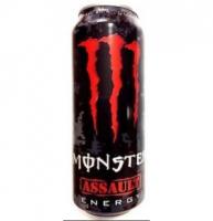 Напій Monster Fury Energy б/а с/г ж/б 355мл х12