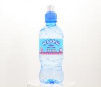 Вода Малиш питна негазована 0,33л x10