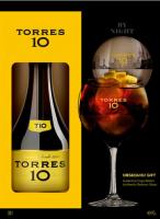Бренді Torres Gran Reserva 10 років 38% 0,7л +1 бокал в коробці