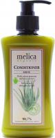 Бальзам-кондиціонер Melica organic д/блиску волосся 300мл