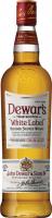Віскі Dewar`s White Label від 3 років витримки 40% 0,5л