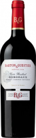 Вино Barton&Guestier Bordeaux Merlot-Cabernet Sauvignon Passeport червоне сухе 13% 0.75л