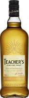 Віскі Teacher's Highland Cream 40% 0,7л