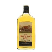 Настоянка The Highland Fox 40% 0,5л х20