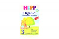 Суміш Hipp Organic молочна суха 3 300г х6