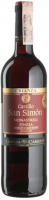 Вино Garcia Carrion Crianza Castillo San Simon червоне сухе 12,5% 0,75л