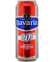 Пиво Bavaria б/а з/б 0,5л х24