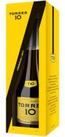 Бренді Torres Gran Reserva 10 років 38% 0,7л +1 стакан в коробці