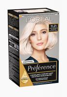 Фарба для волосся L`Oreal Recital Preference 11.21