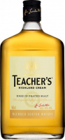 Віскі Teacher's Highland Cream 40% 0,5л