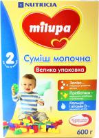 Суміш Milupa дитяча молочна 2 6-12м 600г х24