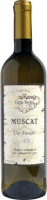 Вино Casa Veche Muscat Мускат біле напівсухе 10-12% 0,75л