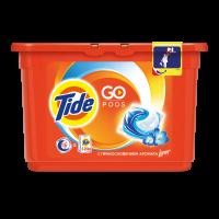 Засіб для прання Tide аромат Lenor в капсулах 15*25,2г