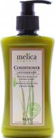 Бальзам-кондиціонер органічний для волосся Melica Organic Проти випадіння волосся, 300 мл