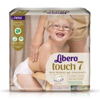 Підгузники Libero Touch 16-26кг 34шт.