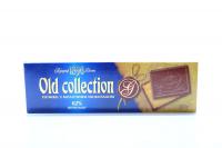 Печиво ХБФ Old collection з молочним шоколадом 150г