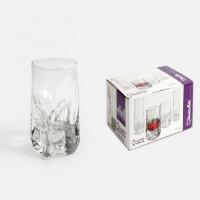 Набір Durobor стаканів низьких Quarts 250мл 6шт арт.342/05