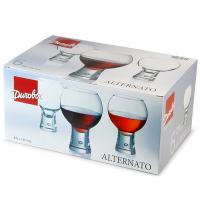 Набір стаканів Durobor Alternato 410мл 6шт арт.780/41 х6
