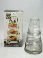 Набір Durobor посуду для закусок Vertigo 4шт арт.D-34-292 x6
