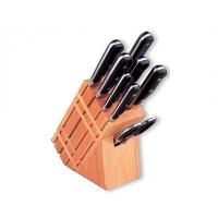 Набір ножів Vinzer Master 9пр. на підставці арт.89111