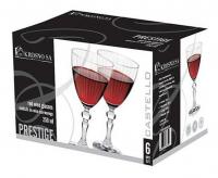 Бокал Krosno набір для вина 6шт 250мл арт.367507