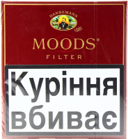 Сигари Dannemann Moods filter 10шт