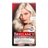 Фарба для волосся Schwarzkopf Brillance L12
