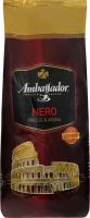 Кава Ambassador Nero в зернах 900г х12