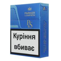 Сигарети Parker&Simpson Big Blue 23шт.