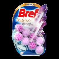 Засіб Bref De Luxe для унітазу Чарівна місячна квітка 50г*2 х10