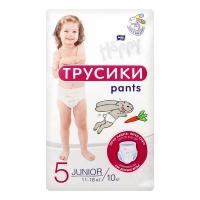 Підгузки Bella Happy pants трусики 5 Junior 11-18кг 10шт х6