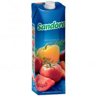 Сік Sandora овочевий 100% 0,95л