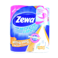 Рушники паперові Zeva Wisch&Weg 2шт 26*24см х6